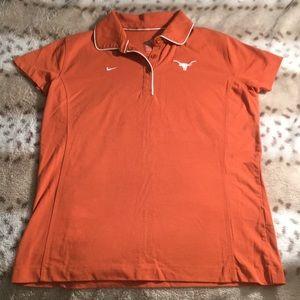 UT Nike polo